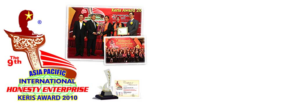 Keris Award 2010