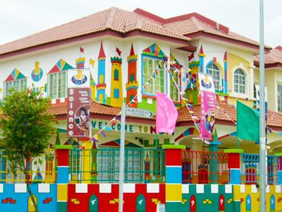 NURI Kindergarten Puteri Puchong Branch, Selangor, Malaysia