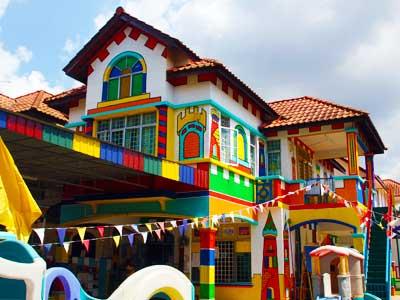 NURI Kindergarten Impian Emas Branch, Johor, Malaysia