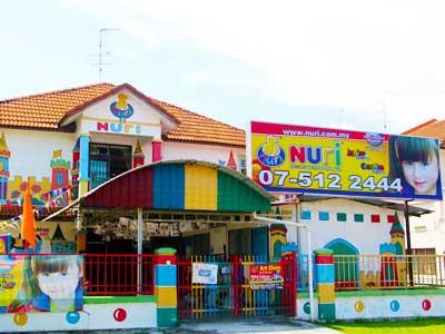 NURI Kindergarten Nusa Bestari Branch, Johor, Malaysia