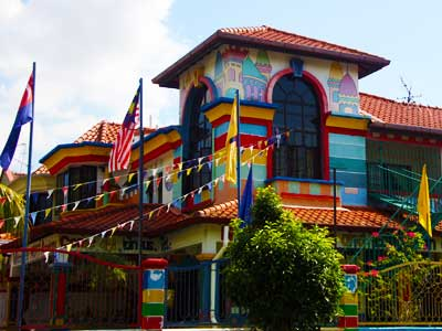 NURI Kindergarten Pelangi Indah Branch, Johor, Malaysia