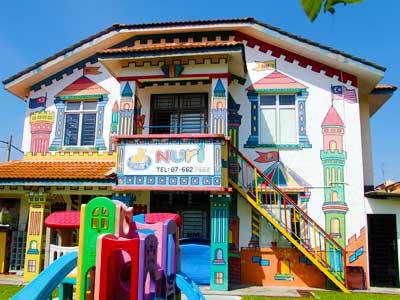 NURI Kindergarten Pulai Jaya Branch, Johor, Malaysia