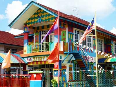 NURI Kindergarten Taman Nusa Perintis Branch, Johor, Malaysia